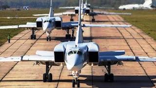 Rusia ha creado una nueva división de bombarderos estratégicos para patrullar una enorme zona del Pacífico, donde el Ejército de EE.UU. es especialmente activo.