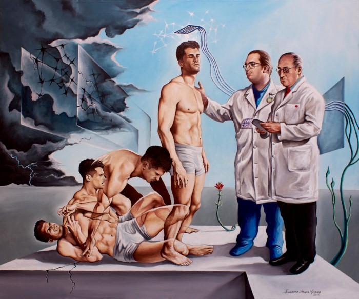 Eduardo Urbano Merino. Эпилепсия, оставляя позади кошмар 5