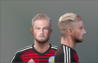 PES 6 Faces Kasper Schmeichel by Don_rxf