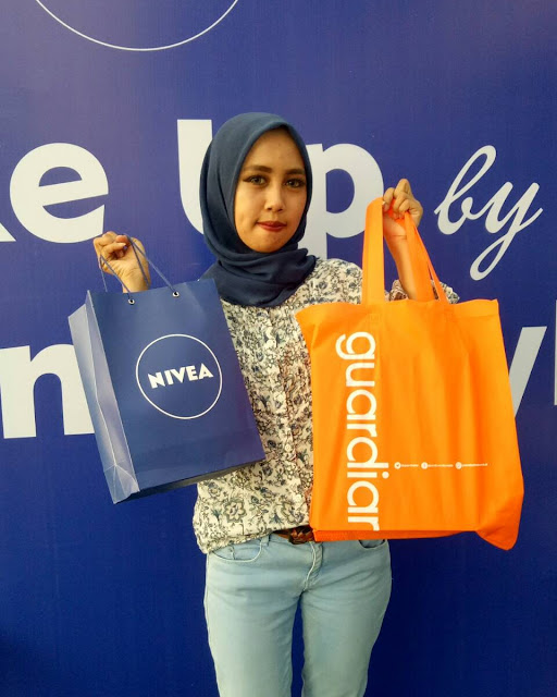 nivea make up race bersama medanbeautygram