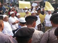 Ahok Minta Maaf Kepada Pejabat Kepolisian dan TNI Karena Selalu Merepotkan