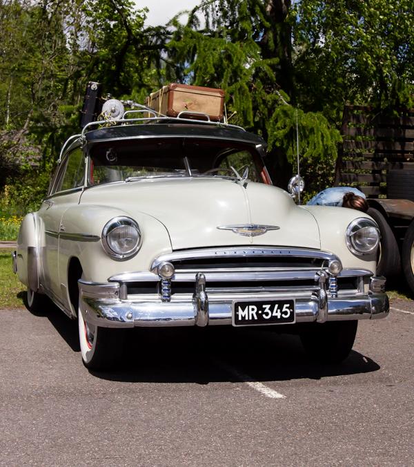 PauMau blogi rompetori kirppis kirpputori vanha auto museoauto jenkkiauto chevrolet chevy old car museum car