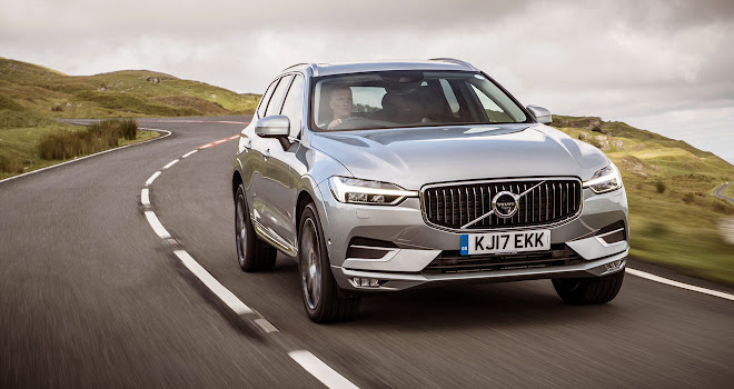 northern delights new volvo xc60 driven. Black Bedroom Furniture Sets. Home Design Ideas
