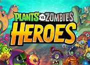 Plants vs Zombies Heroes desafio juego