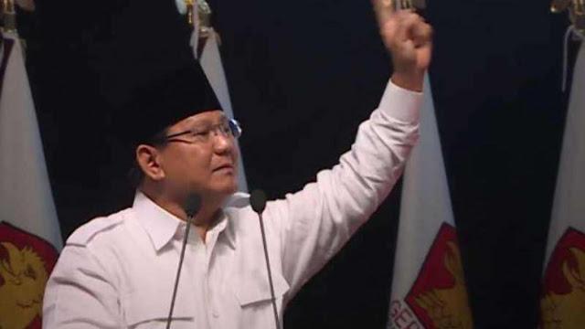 Kata Syafii Maarif Soal Pidato Prabowo