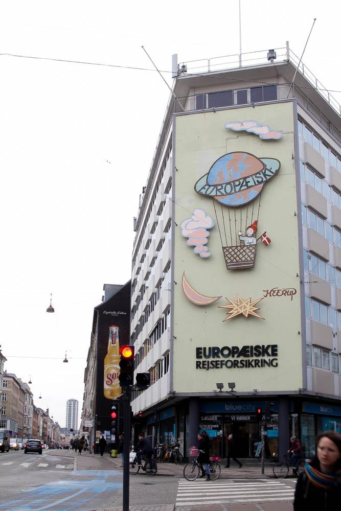 Vestebro, Vesterbrogade, København, Denmark, Street art Copenhagen, Graffiti,