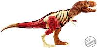 Mattel Jurassic World Toys STEM Tyrannosaurus Rex Anatomy Kit 01