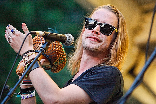 Macaulay Culkin laughed at the news of his death