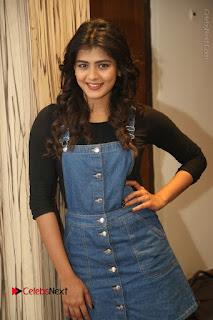 Actress Hebah Patel Stills at Nanna Nenu Naa Boyfriends Movie Interview  0030.JPG