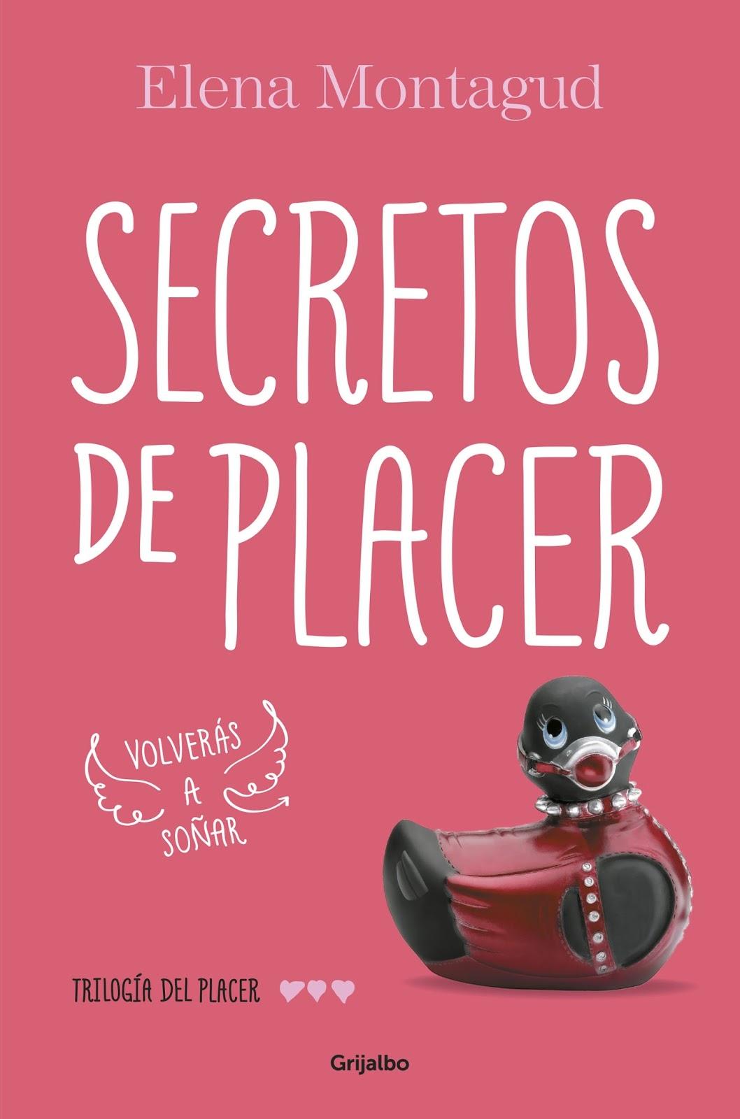 Secretos de placer – Elena Montagud