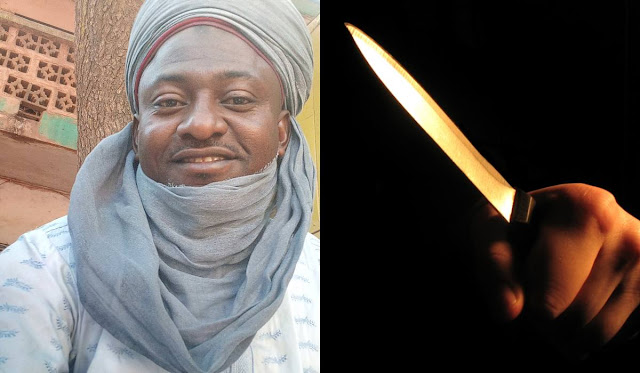 Wife allegedly stabs her husband repeatedly in the stomach (Graphic Photo)
