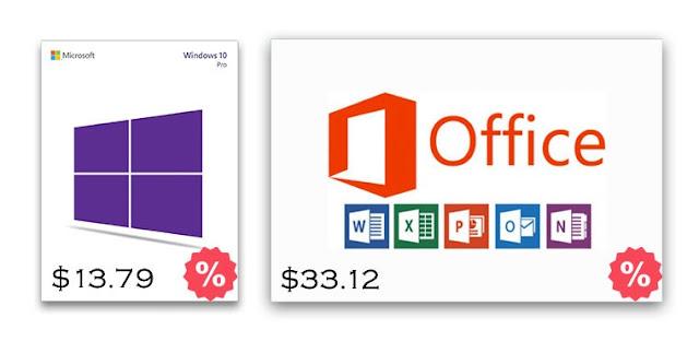 Lisensi Windows 10 CD hanya $13