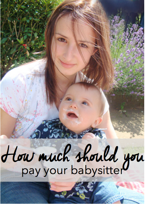 Saving Scotts: How Much Should You Pay A Babysitter?