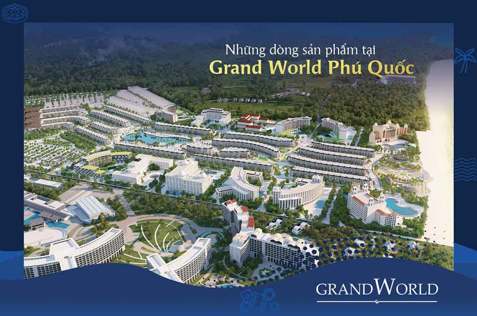 Những điểm nhấn giúp Grand World thành khu nghỉ dưỡng đẳng cấp