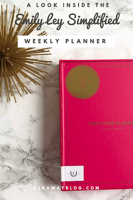 Emily Ley Simplified Weekly Planner