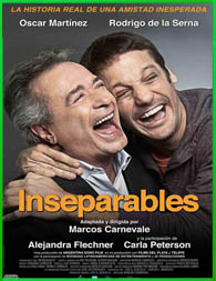 Inseparables (2016) | 3gp/Mp4/DVDRip Latino HD Mega