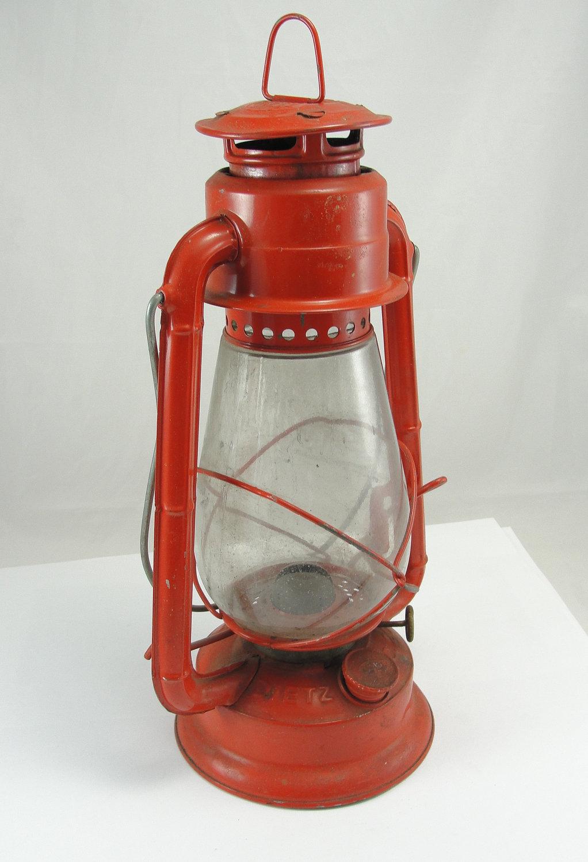 Vintage Oil Lantern 103