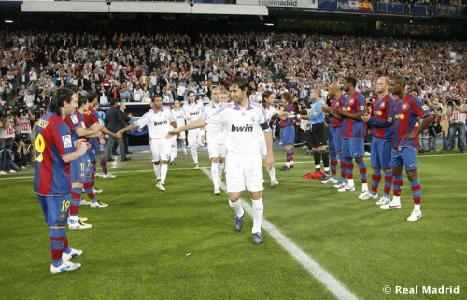 Real Madrid Club de Fútbol (Real Madrid)