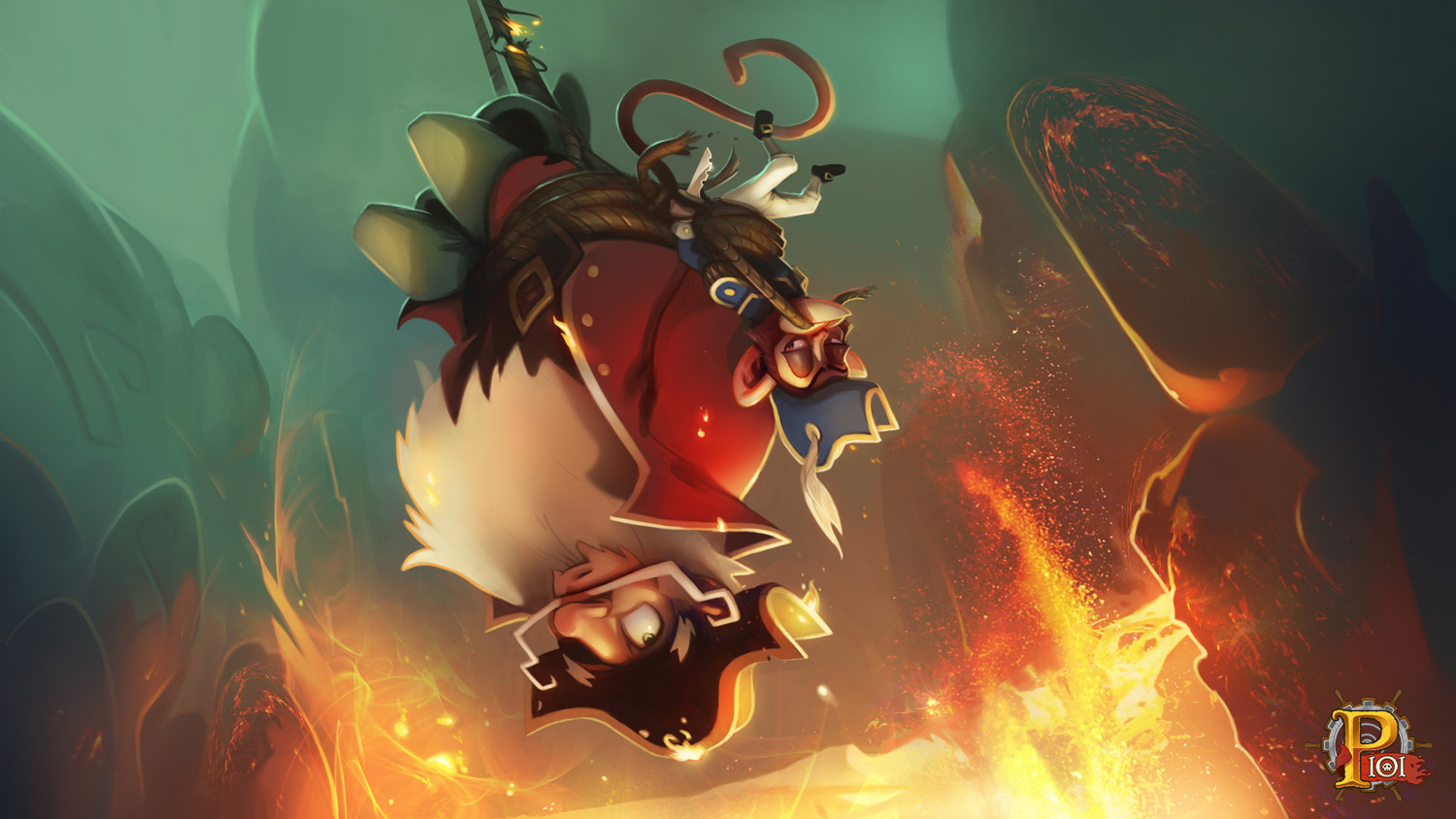 New Pirate101 Concept Art | Tales of the Spiral