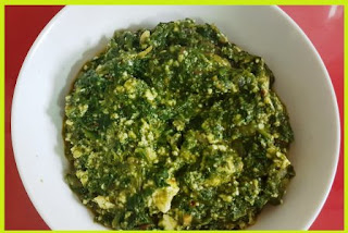 Palak ki Sabji Recipe in Hindi