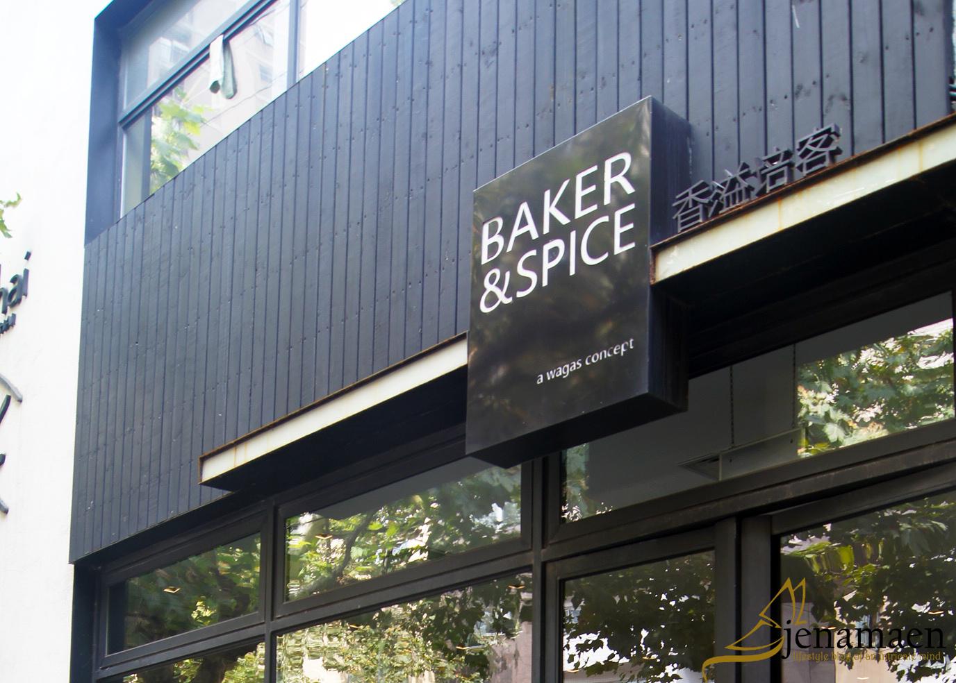Baker & Spice, Shanghai China