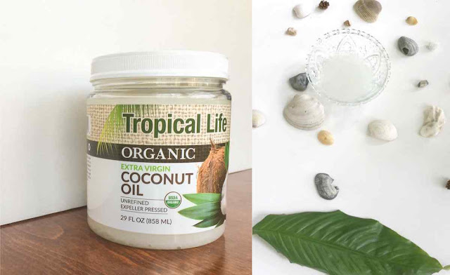 Hair tip: 4 ways to use coconut oil on relaxed hair | A Relaxed Gal: Hair + Beauty + Blogging + Finance