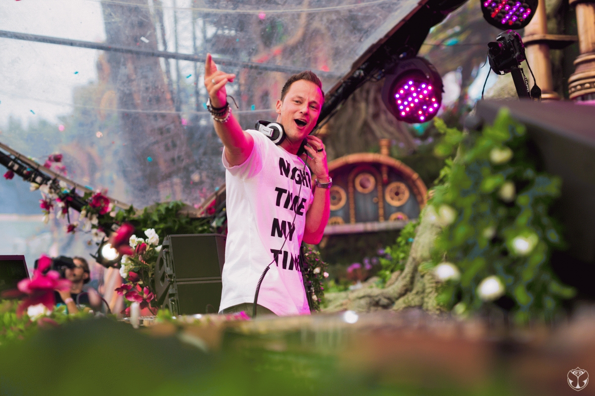 Tomorrowland 2017 Festival in Boom
