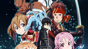 Sword Art Online | Español Latino | 02/25 | 1080p MEGA