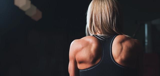 Musculos de la espalda y biologia