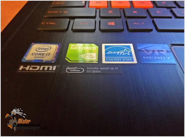 Notebook & Ultrabook,GL502VS,G,GL502 Series