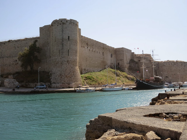 North Cyprus Day Trip: Kyrenia Castle