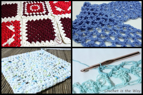 cardigan, crochet, Granny Squares, Hurricane Andrew, Hurricane Charley, Hurricane Irma, Scarf, tutorial, washcloth, WIP, work in progress