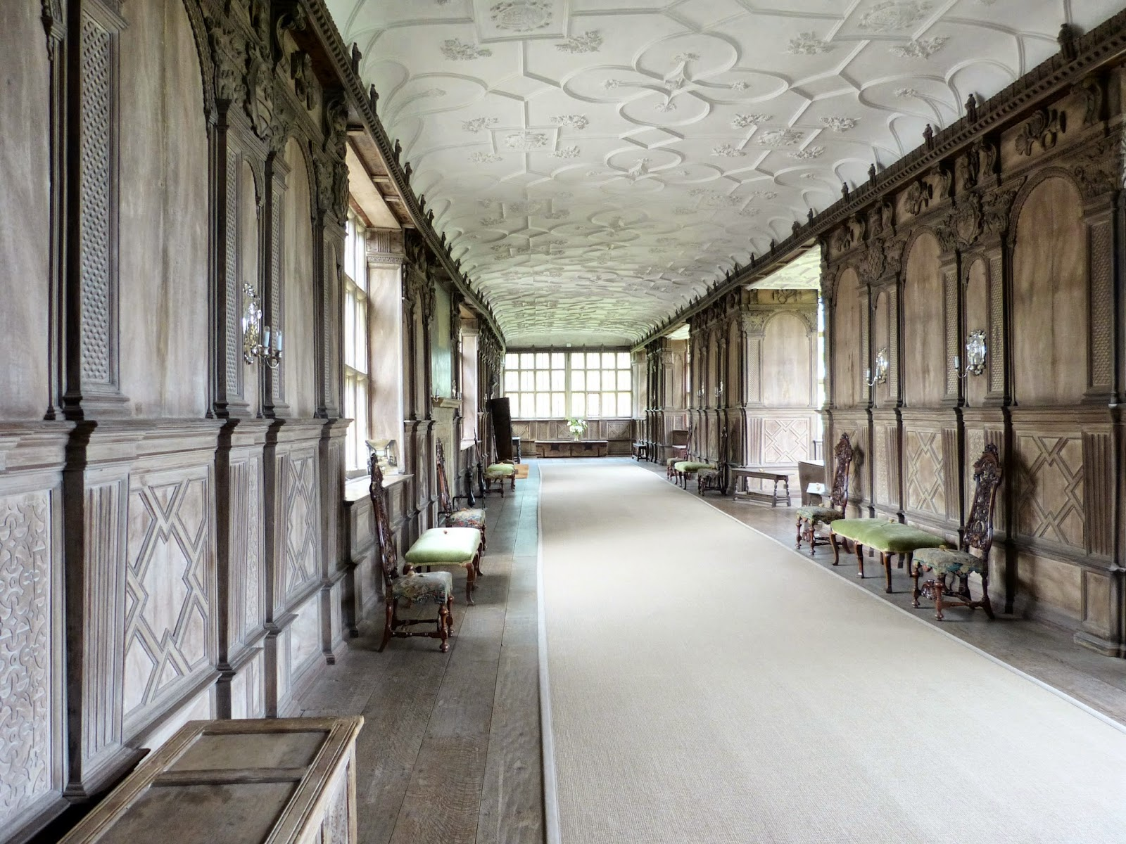 The Long Galllery, Haddon Hall