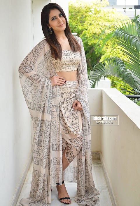 Raashi Khanna Telugu Actresses Wallpapers #1