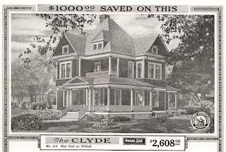 Catalog image from 1918 of Sears model No 118