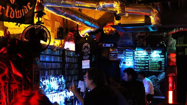 Godz Bar Metal - Tokyo