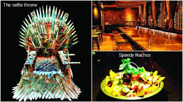Lord of the Drinks, Delhi's popular resto-bars