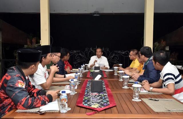 Gerindra Sebut Koalisi Jokowi Bisa Bubar