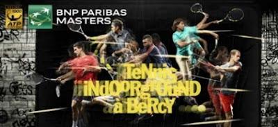Regarder Masters de Paris-Bercy 2016 depuis l'étranger