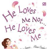 [Resensi] Novel He Loves Me Not, He Love Me by Caludia Caroll
