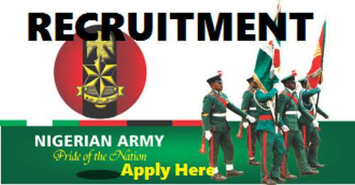 Nigerian Army SSC Form is Out (2019): Positions, Requirements and