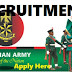 Nigerian Army SSC Form is Out. See Positions, Requirements and Application Guide