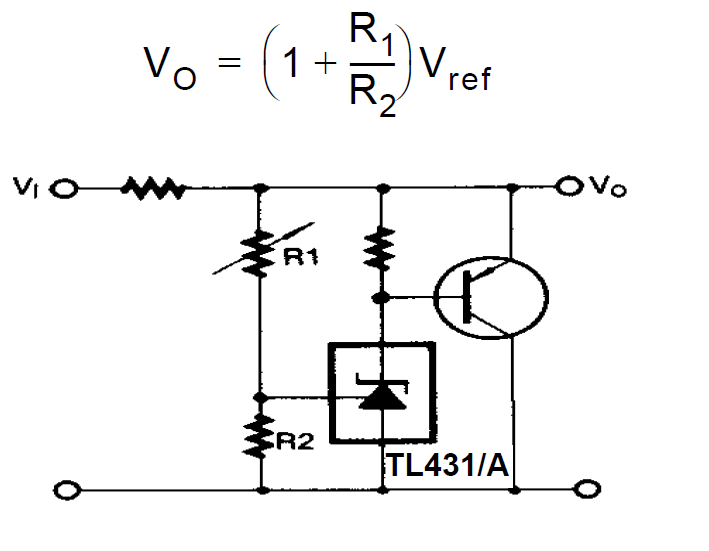 Does An Over Voltage Over Current And Reverse Polarity Protection Ic Exist additionally 5v And 3 3v Supply moreover Selection Ldo furthermore Building A Ph Meter Circuit Is It Feasible additionally Explaining Programmable Shunt Regulator. on current divider circuit
