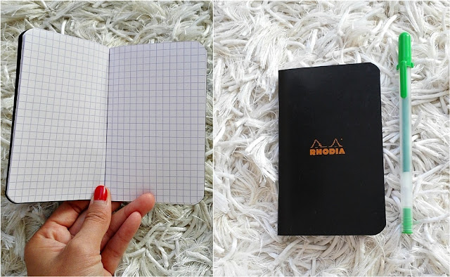 Rhodia Mini notebook - PEFC certified