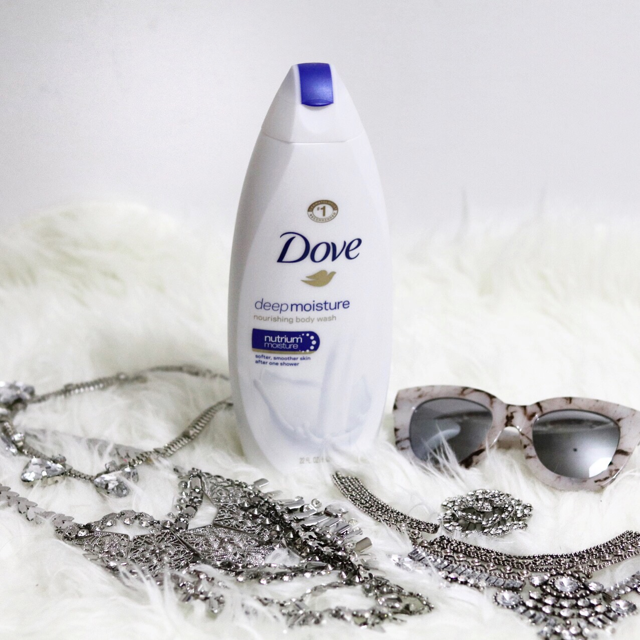 Dove Deep Moisture Body Wash is available at Northgate stores.