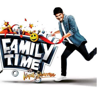 Family Time With Kapil Sharma TV Show on Sony Entertainment TV Star Cast, Wiki, Timing, News, Picture and Others