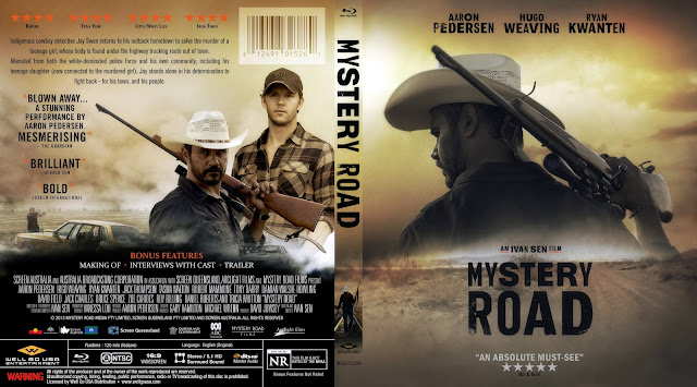 Mystery Road Bluray Cover