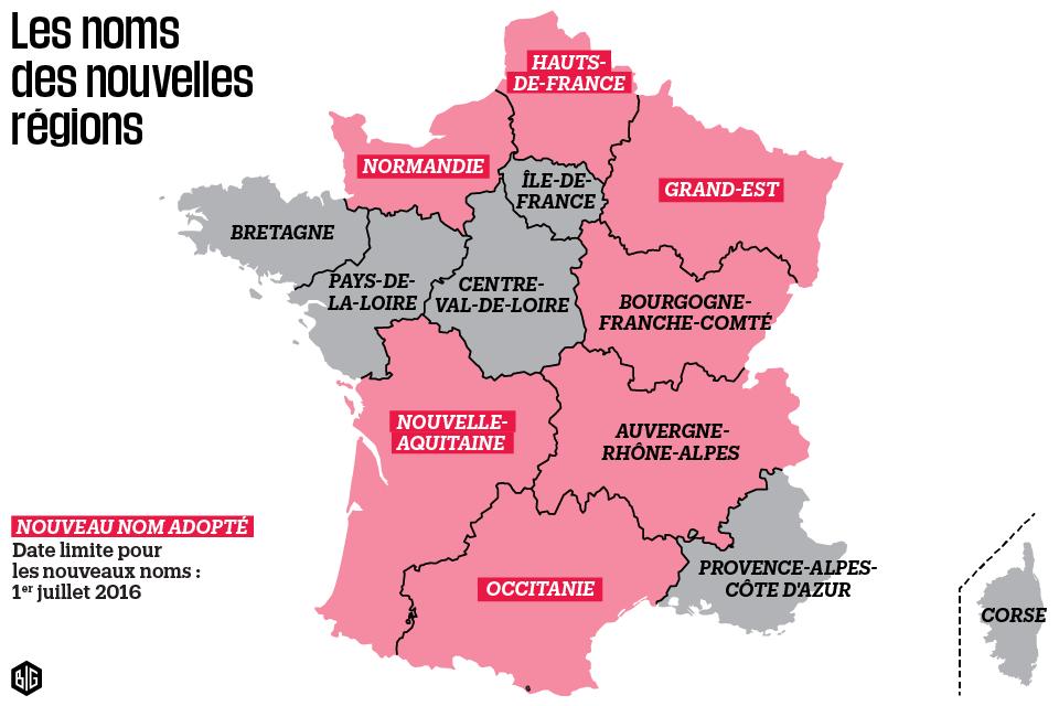 Blog De Francais College Anna Frank Pistoia Terze Civilisation La Nouvelle Carte Administrative De France La France D Outre Mer