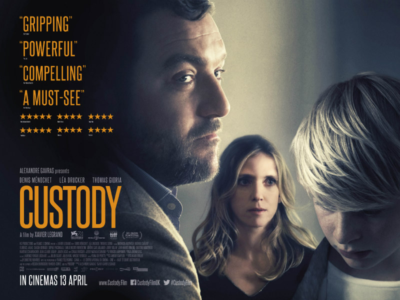 custody french film poster
