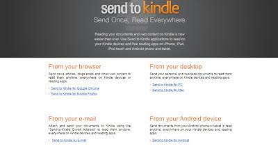 Utilitário Kindle